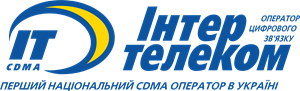Intertelecom CDMA Logo ,Logo , icon , SVG Intertelecom CDMA Logo