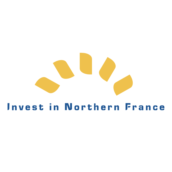 Invest in Northern France ,Logo , icon , SVG Invest in Northern France