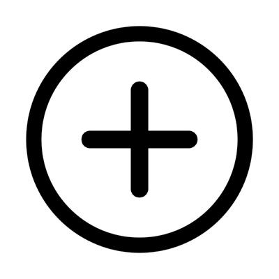 ios add circle outline ,Logo , icon , SVG ios add circle outline