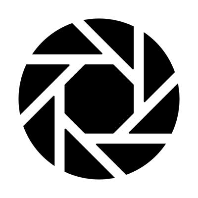 ios aperture ,Logo , icon , SVG ios aperture