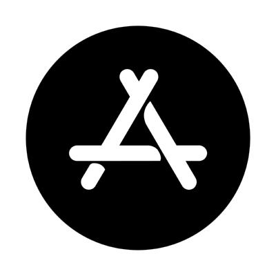 ios appstore ,Logo , icon , SVG ios appstore