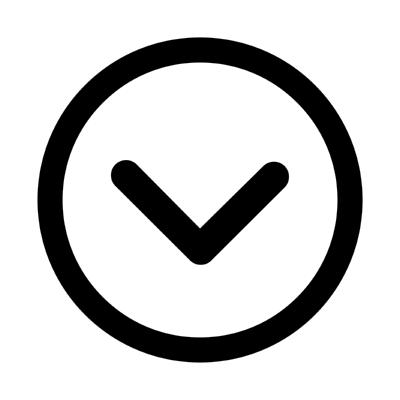 ios arrow dropdown ,Logo , icon , SVG ios arrow dropdown