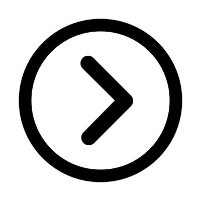 ios arrow dropright ,Logo , icon , SVG ios arrow dropright