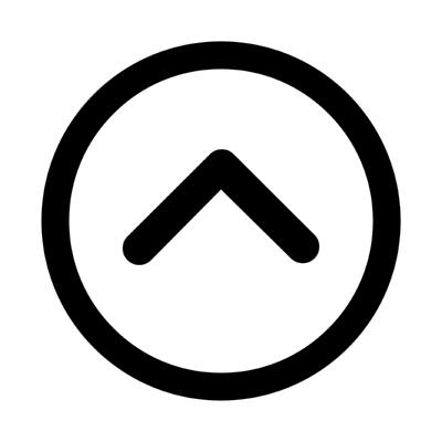 ios arrow dropup ,Logo , icon , SVG ios arrow dropup