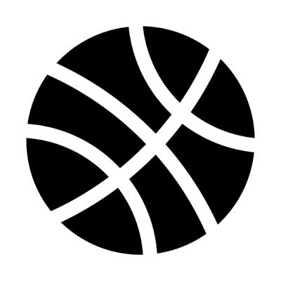 ios basketball ,Logo , icon , SVG ios basketball