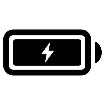 ios battery charging ,Logo , icon , SVG ios battery charging