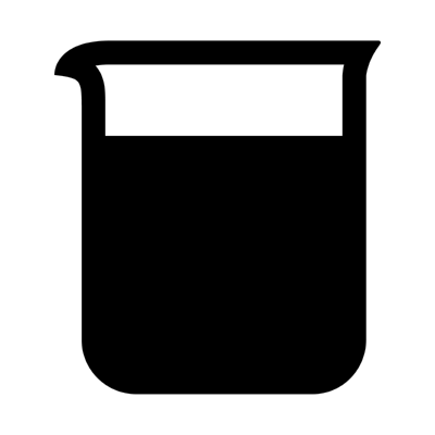 ios beaker ,Logo , icon , SVG ios beaker