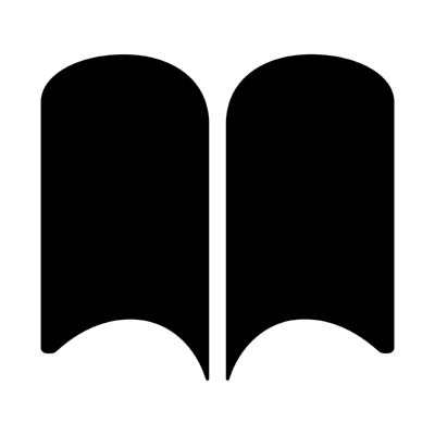 ios book ,Logo , icon , SVG ios book