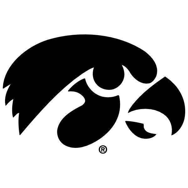 Iowa Hawkeyes ,Logo , icon , SVG Iowa Hawkeyes