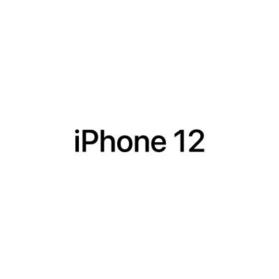 iphone 12 ,Logo , icon , SVG iphone 12