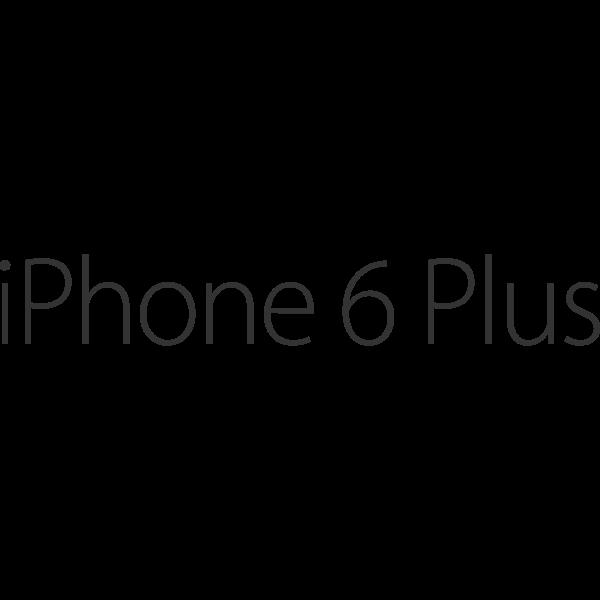 iPhone 6 Plus ,Logo , icon , SVG iPhone 6 Plus