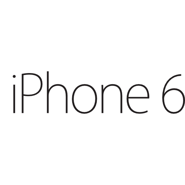 iPhone 6 ,Logo , icon , SVG iPhone 6