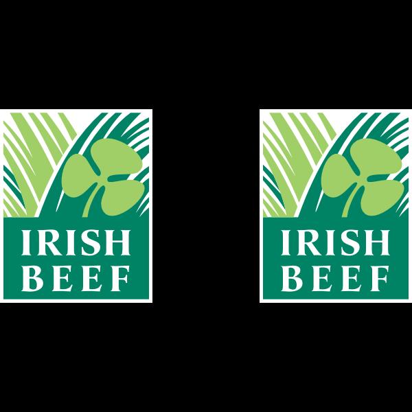 Irish Beef Logo ,Logo , icon , SVG Irish Beef Logo
