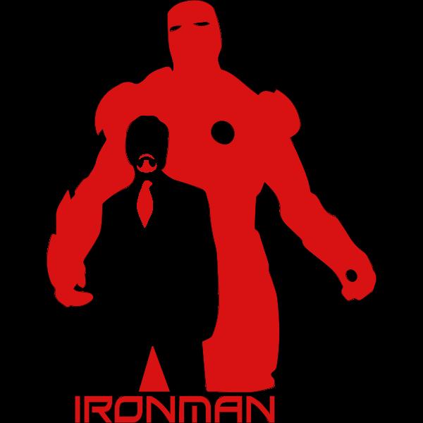 Iron Man ,Logo , icon , SVG Iron Man