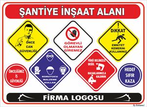 İş güvenliği levhası Logo ,Logo , icon , SVG İş güvenliği levhası Logo
