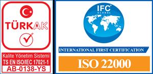 ISO 22000 Logo ,Logo , icon , SVG ISO 22000 Logo