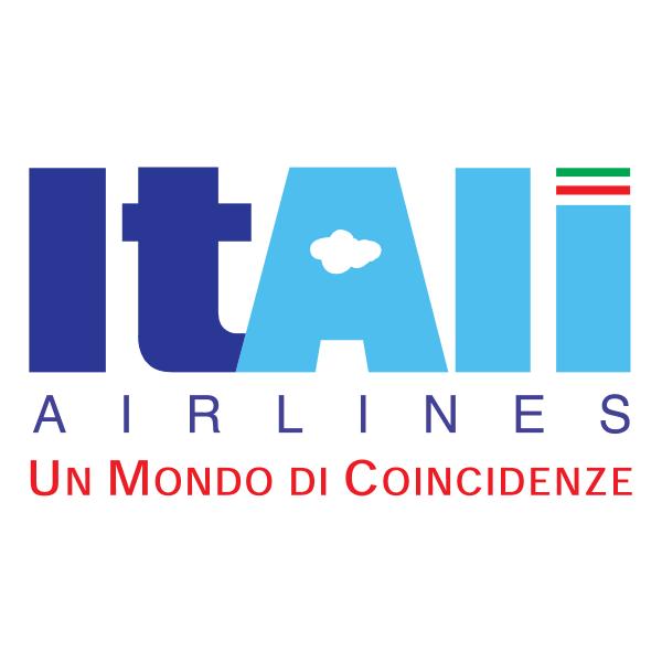 Itali Airlines Logo ,Logo , icon , SVG Itali Airlines Logo