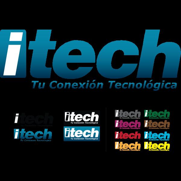 iTech Logo ,Logo , icon , SVG iTech Logo