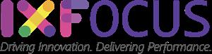 IXFocus Logo ,Logo , icon , SVG IXFocus Logo