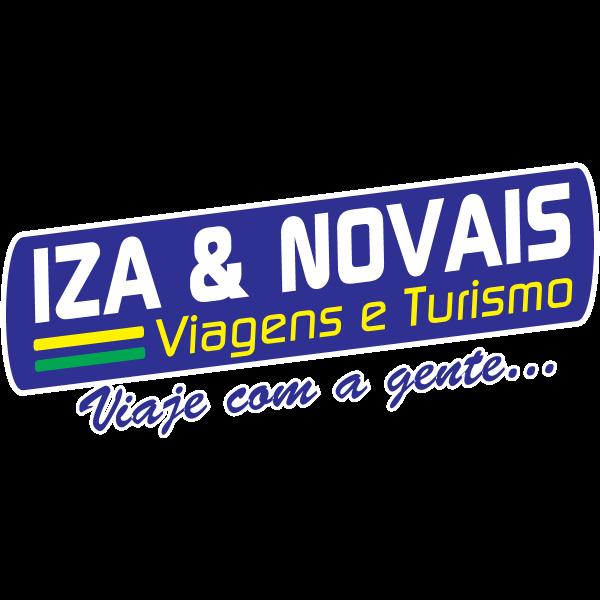 Iza&Novais Turismo Logo ,Logo , icon , SVG Iza&Novais Turismo Logo