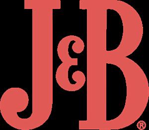 J & B Scotch Whisky Logo ,Logo , icon , SVG J & B Scotch Whisky Logo