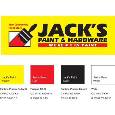 Jack's Paint & Hardware Logo ,Logo , icon , SVG Jack's Paint & Hardware Logo