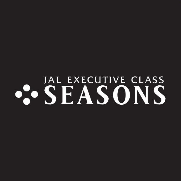 JAL Executive Class Seasons Logo ,Logo , icon , SVG JAL Executive Class Seasons Logo