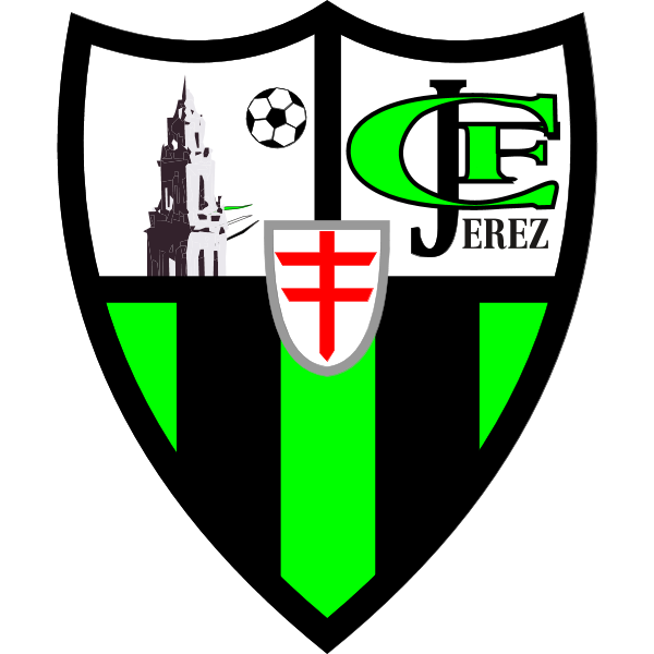 Jerez C.F. Logo ,Logo , icon , SVG Jerez C.F. Logo
