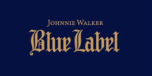Johnnie Walker Blue Label Logo ,Logo , icon , SVG Johnnie Walker Blue Label Logo