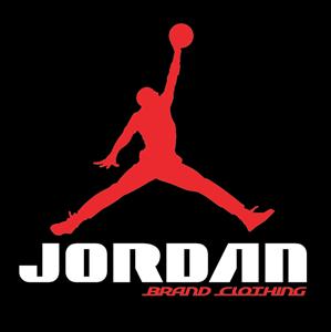 Jordan Brand Clothing Logo ,Logo , icon , SVG Jordan Brand Clothing Logo