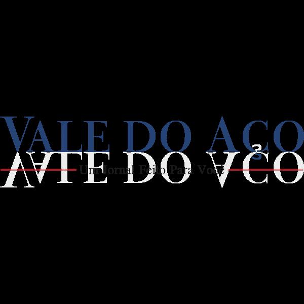 JORNAL VALE DO ACO Logo ,Logo , icon , SVG JORNAL VALE DO ACO Logo