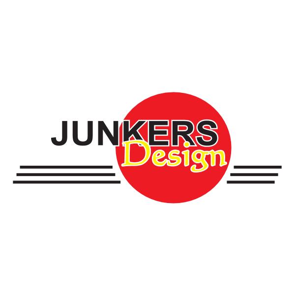 JUNKERS Design Logo ,Logo , icon , SVG JUNKERS Design Logo