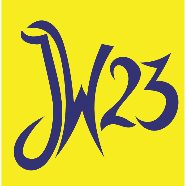 JW23 Logo ,Logo , icon , SVG JW23 Logo