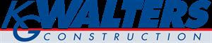 K G Walters Construction Logo ,Logo , icon , SVG K G Walters Construction Logo