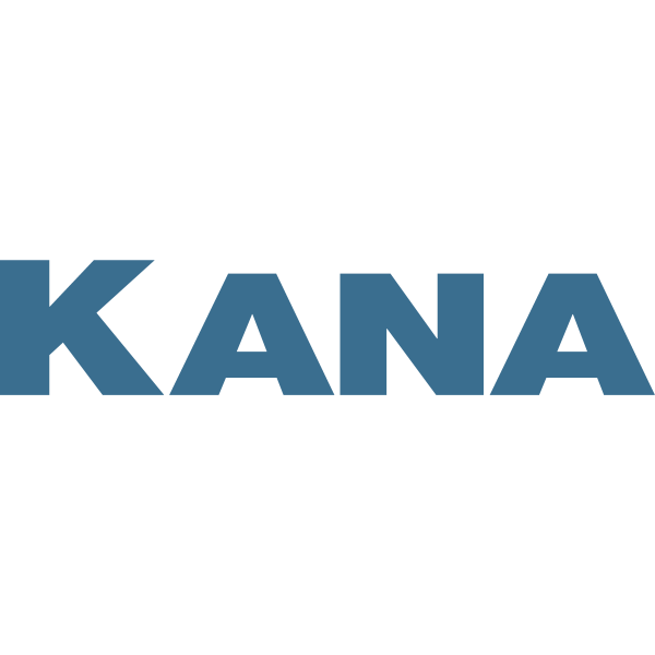 KANA Software Logo ,Logo , icon , SVG KANA Software Logo