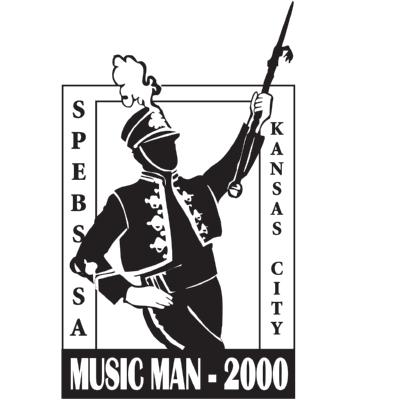 Kansas City Music Man 2000 Logo ,Logo , icon , SVG Kansas City Music Man 2000 Logo