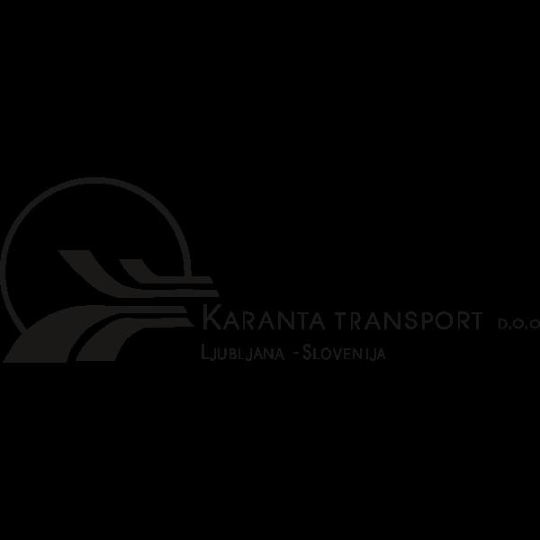Karanta Transport d.o.o. Logo ,Logo , icon , SVG Karanta Transport d.o.o. Logo