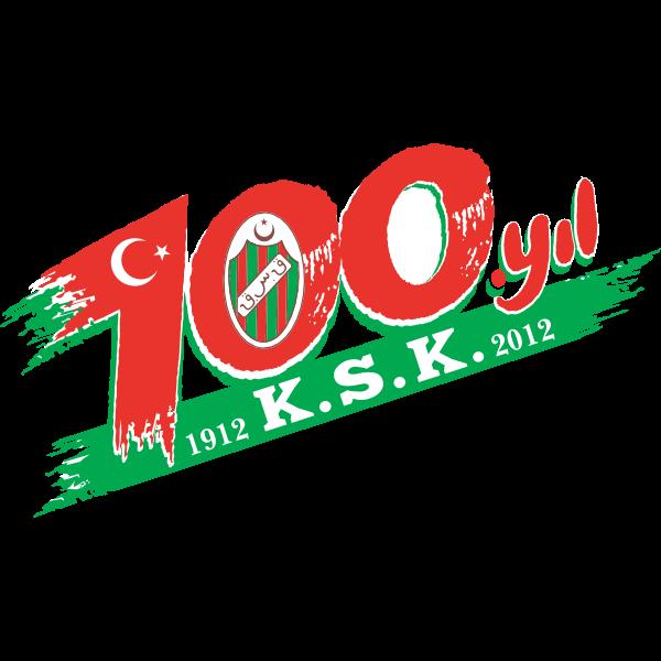 Karsiyaka Spor Kulubu 100. Yil Logosu Logo ,Logo , icon , SVG Karsiyaka Spor Kulubu 100. Yil Logosu Logo