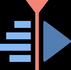 Kdenlive Logo ,Logo , icon , SVG Kdenlive Logo