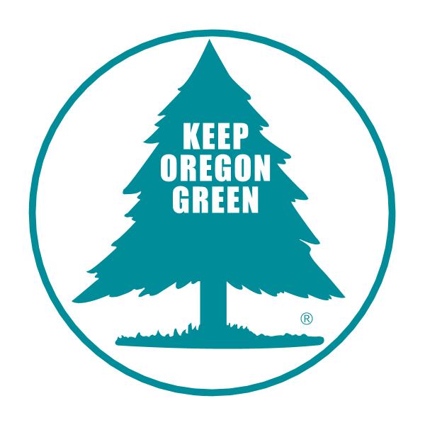 Keep Oregon Green Logo ,Logo , icon , SVG Keep Oregon Green Logo