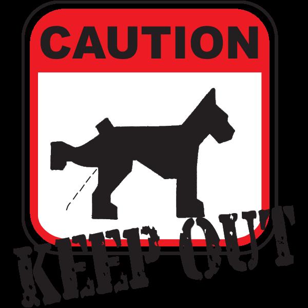 keep out genova Logo