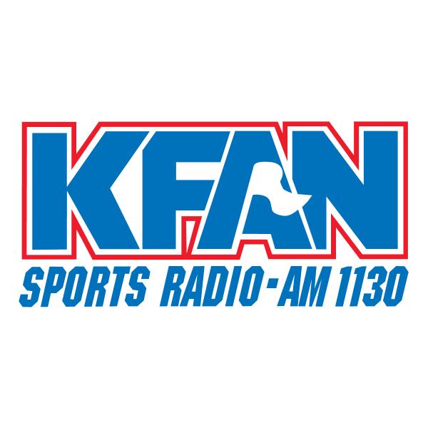 KFAN Logo ,Logo , icon , SVG KFAN Logo