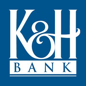 K&H Bank Logo ,Logo , icon , SVG K&H Bank Logo