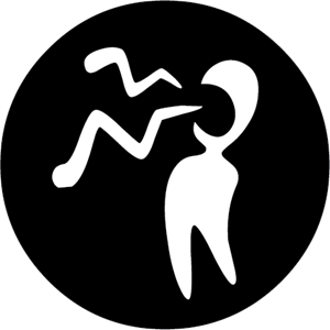 Kijkwijzer: grof taalgebruik Logo ,Logo , icon , SVG Kijkwijzer: grof taalgebruik Logo