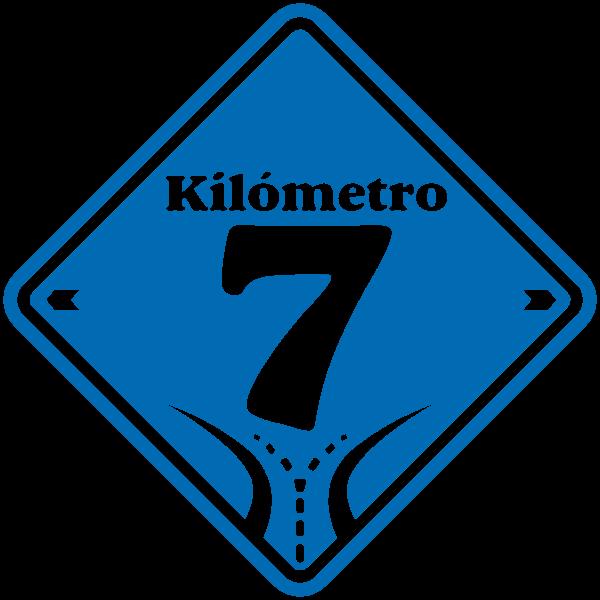 Kilómetro7 Logo ,Logo , icon , SVG Kilómetro7 Logo