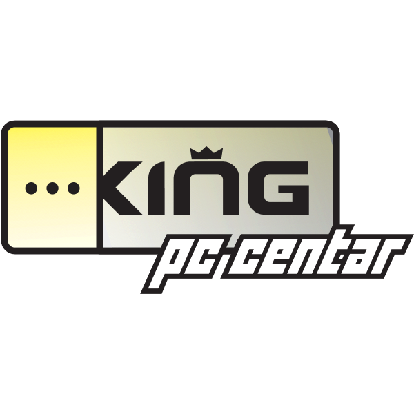 King PC Centar Logo ,Logo , icon , SVG King PC Centar Logo