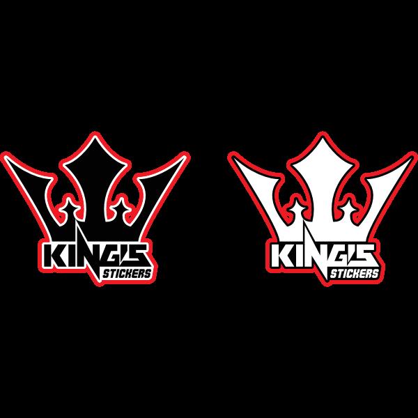 King's Racing Stickers Logo ,Logo , icon , SVG King's Racing Stickers Logo
