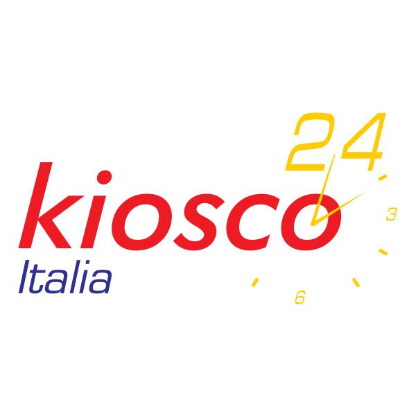 kiosco 24 Italia Logo ,Logo , icon , SVG kiosco 24 Italia Logo