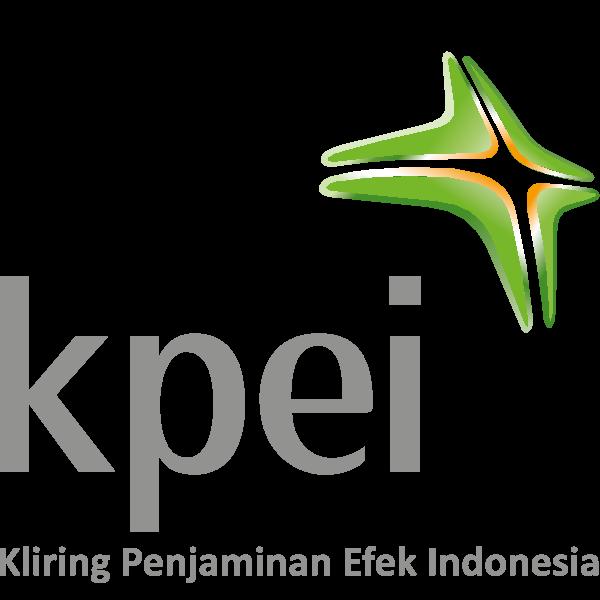 Kliring Penjaminan Efek Indonesia Logo ,Logo , icon , SVG Kliring Penjaminan Efek Indonesia Logo