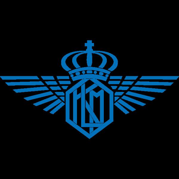 KLM old Logo ,Logo , icon , SVG KLM old Logo